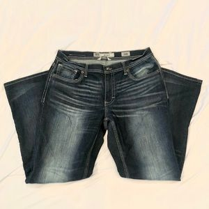 BKE Ryan Straight Leg Jeans 34R
